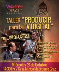 carlos castro Taller=SL